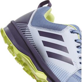 adidas TERREX Tracerocker Shoes Damen aero blue/trace purple/semi frozen yellow